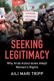 Seeking Legitimacy book cover